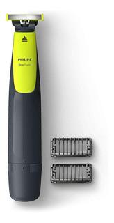 Afeitadora Y Recortadora Para Barba Philips One Balde Recarg