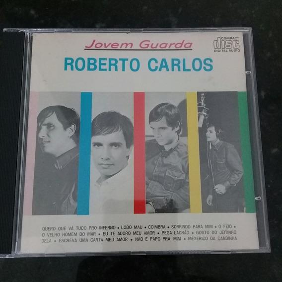 Cd Roberto Carlos - Jovem Guarda (cbs)