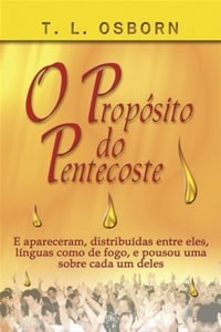 Livros O Propósito Do Pentecoste