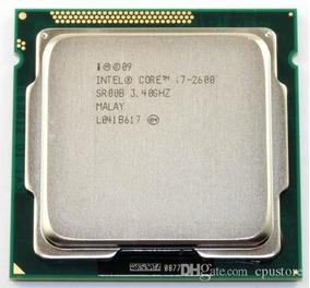 Processador Intel I7 2600 3.4~3.8ghz Lga 1155 - Top