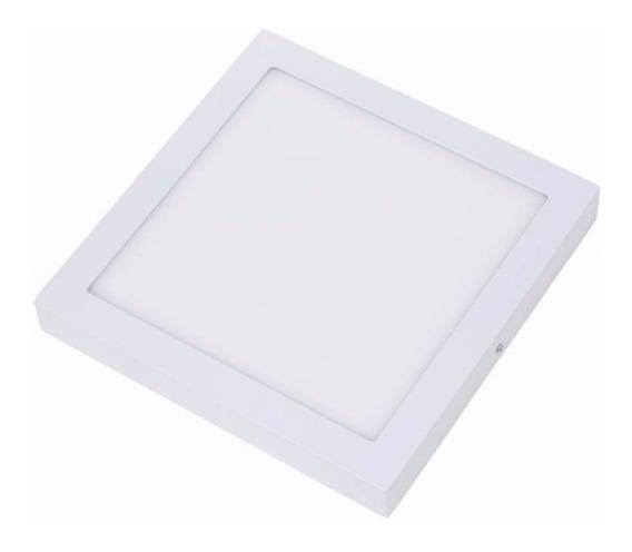 Plafon Downlight Led Embutir E Sobrepor Empalux 18 W