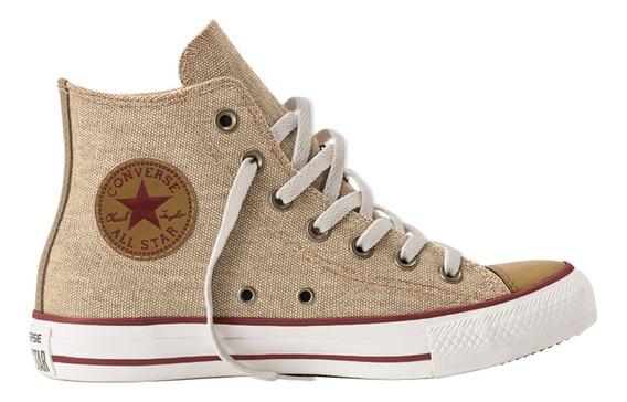 Zapatillas Converse Chuck Taylor All Star Linen Hi