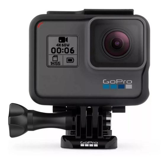 Camera Gopro Hero 5 Black + Kit Completo + Nota Fiscal