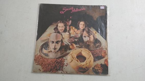 Lp Vinil Secos E Molhados 1973 - Leia