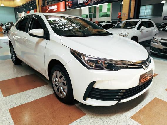 Toyota Corolla 1.8 Gli 16v Flex Multidrive 4p