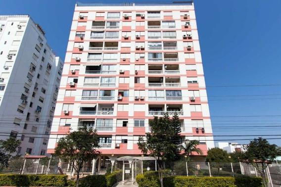 Apartamento Em Cristal Com 2 Dormitórios - Lu430057