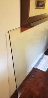 Tapa De Vidrio Para Mesa De 1.50 X 1.00m De 10mm De Espesor