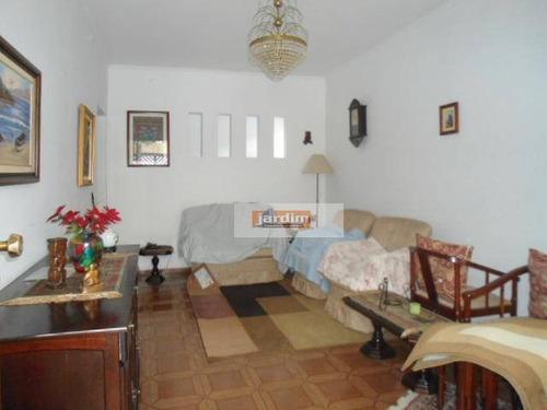 Sobrado Residencial À Venda, Santa Terezinha, São Bernardo Do Campo. - So0781