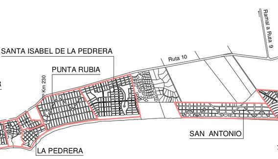 Uruguay Oportunidad!terrenos 50mts De La Playa.dueño Directo