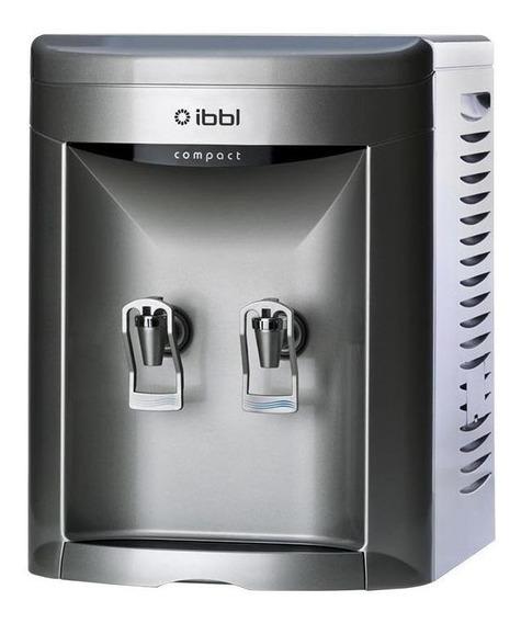 Bebedouro de água IBBL Compact 20L Prateado 220V