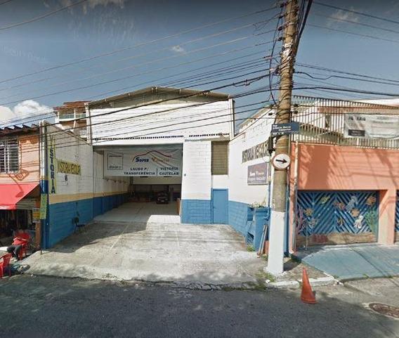 Galpão Para Locação Em São Paulo, Vila Do Castelo, 2 Banheiros, 4 Vagas - 2000/1999 G
