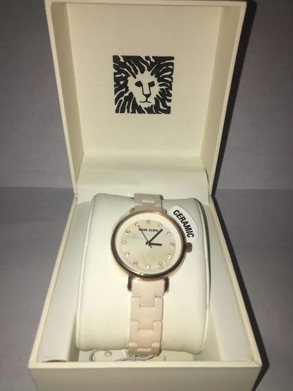 Reloj Anne Klein Con Cristales Swarovski