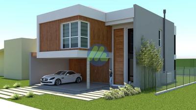 Casa De Condomínio Com 3 Dorms, Laranjal, Pelotas - R$ 1.2 Mi, Cod: 54 - V54