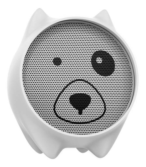 Caixa De Som Cachorro Bluetooth Baseus Encok E06 Branco