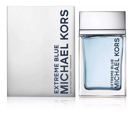 Perfume Michael Kors Extreme Blue 120ml - Original Lacrado