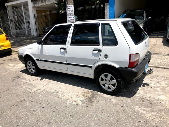 Fiat Uno Mille 2006 1.0 Fire Flex 5p