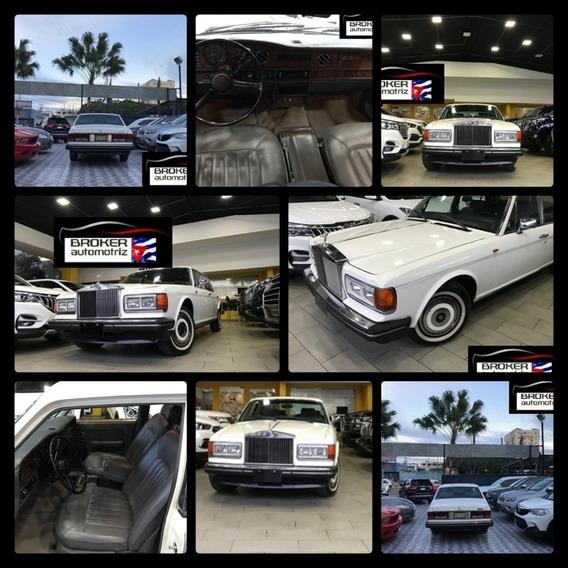 Rolls Royce Silver Spur Americana