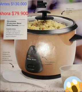 Olla Arrocera Home Element 1.8 Lts