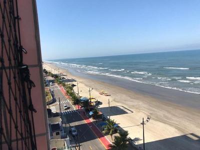 Lindo Apartamento Vila Marina Em Mongaguá Frente Para O Mar