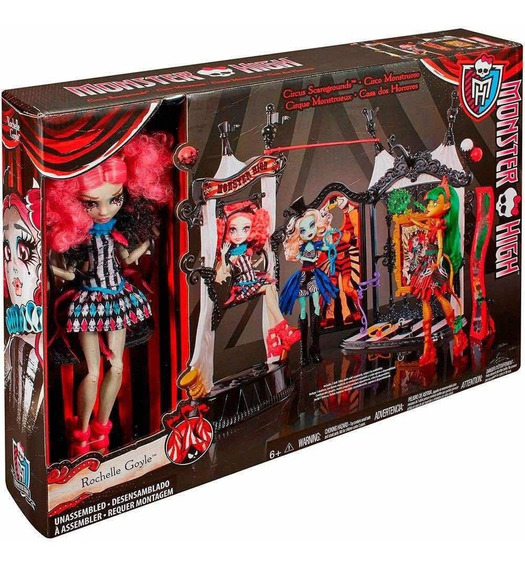 Monster High Casa Dos Horrores