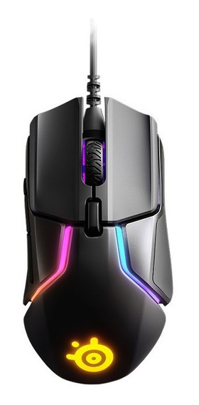 Mouse Gamer Steelseries Rival 600 Rgb 12.000 Dpi 2 Sensors