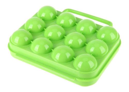 Caixa Armazenagem 12 Duzia Ovos Crus Espaços Compartimento
