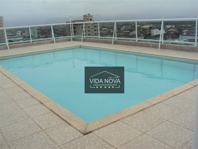 Apartamento Com 2 Dormitórios Para Alugar, 80 M² Por R$ 1.700/mês - Vila Tupi - Praia Grande/sp - Ap3012