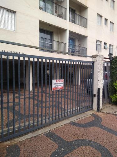 Apartamento À Venda Em Taquaral - Ap019159