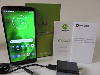 Celular Motorola G6 - 3+32 Gb Black - Completo - Excelente!