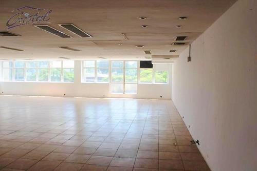 Imagem 1 de 14 de Comercial Para Aluguel, 0 Dormitórios, Pinheiros - São Paulo - 23399