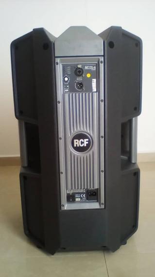 2 Corneta Amplificada Rcf Art725a Italiana