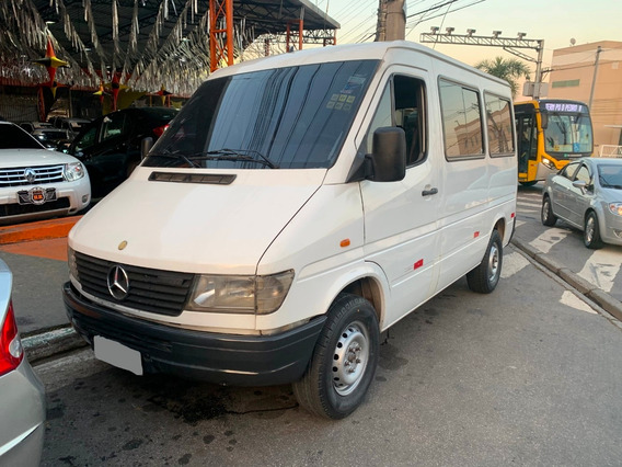 Mercedes Sprinter 2.5 Diesel Executive 10 Lugares Autos Rr