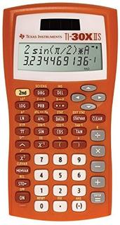 Calculadora Cientifica Texas Instrumentos Ti30 X Iis 2linea