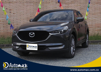 Mazda Cx-5 Grand Touring 4x4, At 2.5