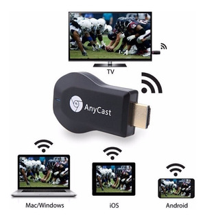 Conecta Tu Tablet O Smatphone Via Wi Fi A Tu Tv Hdmi