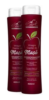 6 Shampoo 6 Cond Vinagre Capilar De Maçã Belkit Atacado