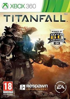 Titanfall Xbox 360 Usado Meses