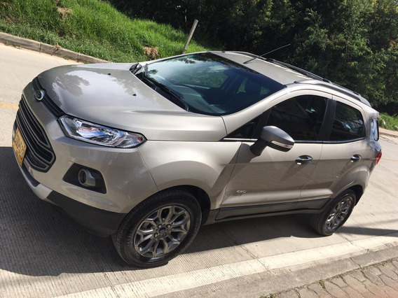 Ford Eco Sport 2015 4x4