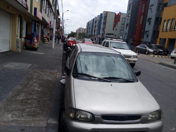 Chevrolet Alto 2002, Cuatro Puertas