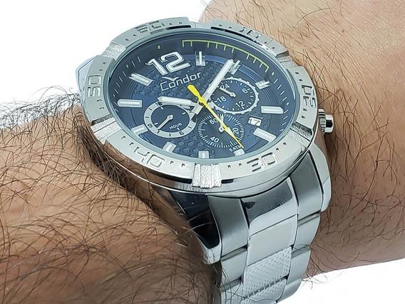 Relógio Masculino Condor Covd33aq/3a Original Nf-e