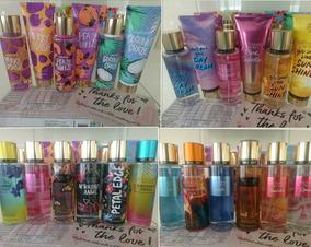 Splash Y Cremas Victoria Secret Originales