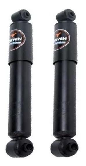 Kit X2 Amortiguadores Traseros Peugeot 206