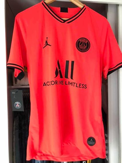 Camisa Camiseta Nike Jordan Psg Original M