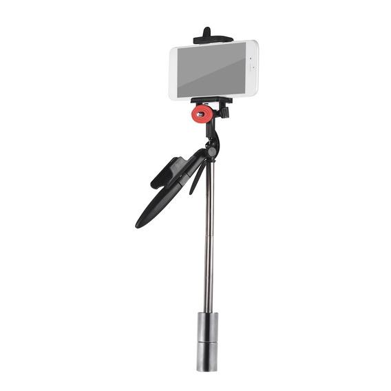 Ação Câmera Handheld Gimbal Estabilizador Câmera Telefone Gi