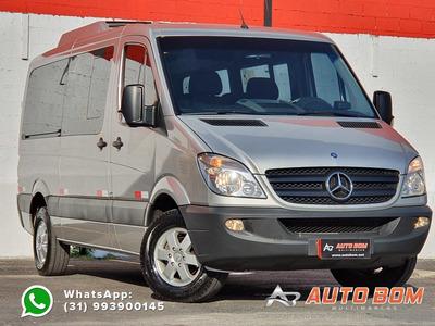 Sprinter 415 Van 2.2 Diesel Std. 16 Lugares Impecável!!!...