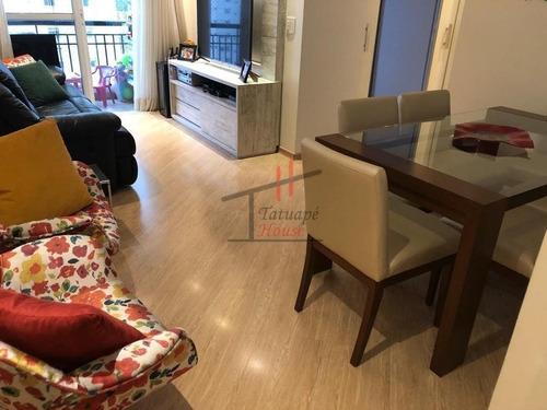 Imagem 1 de 15 de Apartamento - Vila Regente Feijo - Ref: 9329 - V-9329