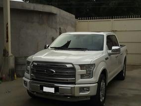 Ford Platinum 4x4 Año 2015