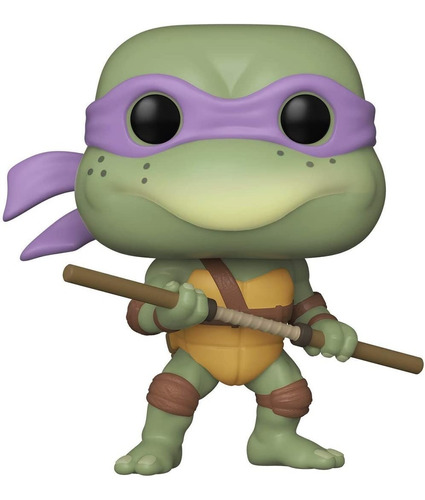 Funko Pop Nickelodeon Las Tortugas Ninja Donatello