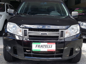 Ford Ecosport 1.6 Xlt Freestyle Flex 5p 101 Hp