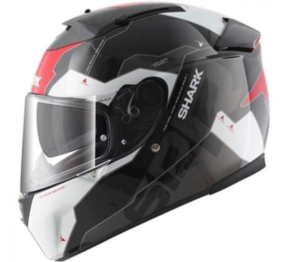 Capacete Motociclista Shark Speed-r Original C/nota Fiscal